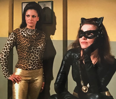 Catgirl from Batman TV Original Series