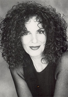 Early acting headshot, Sharyn Wynters