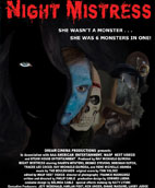 Night Mistress movie poster, faces